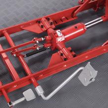 Hydraulic Motorcycle Workshop Table Lift Hydraulics