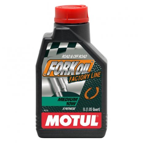 MOTUL Factory Line 10W Motorcycle Fork Oil