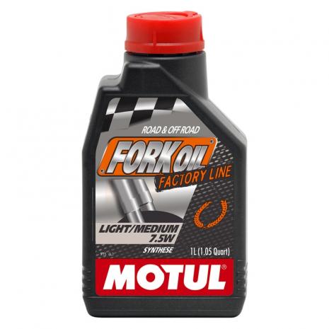 MOTUL Factory Line 7.5W Motorcycle Fork Oil