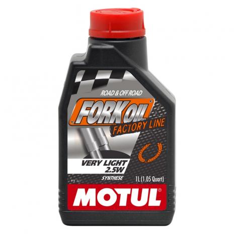 MOTUL Factory Line 2.5W Motorcycle Fork Oil