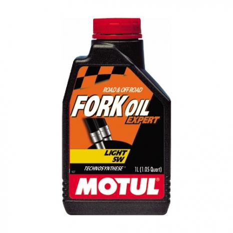 MOTUL Expert 5W Motorcycle Fork Oil