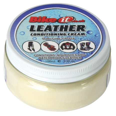 Leather Conditioner / Water Repellent Cream