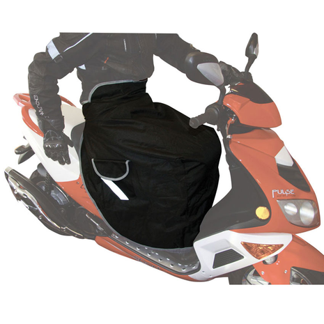 Waist Fitting Scooter Rain Cover Apron