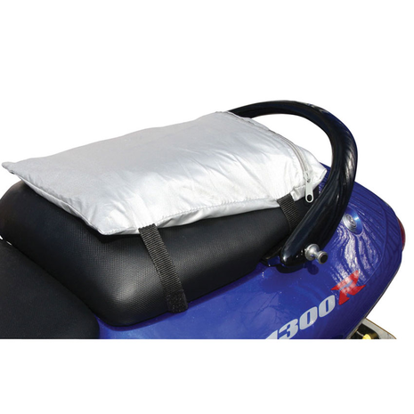 Motorcycle Top Rain Cover Stored