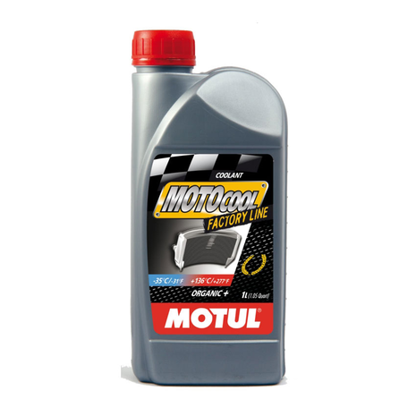 Motul Motocool Factory Line (-35) 1 Litre Bottle