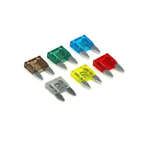 Mini Width Blade Fuses 5 - 30 Amp