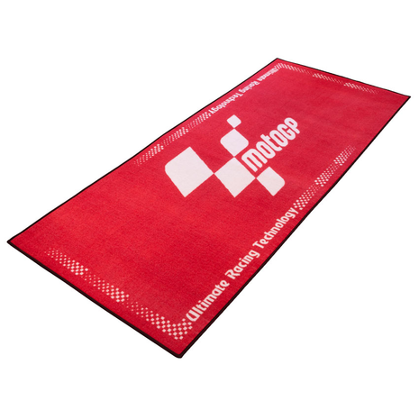 Motogp Workshop Mat Red