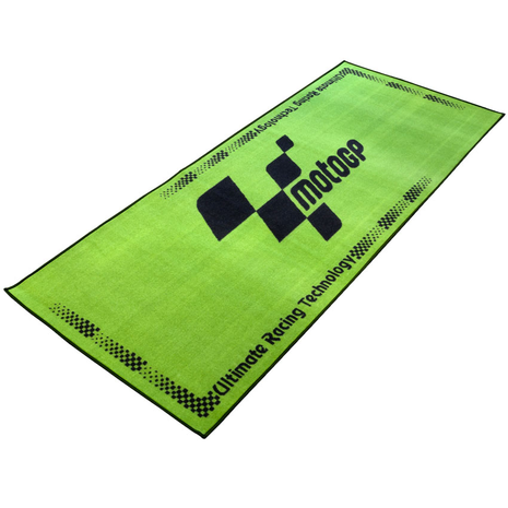 Motogp Workshop Mat Green
