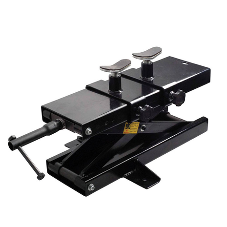 Mini Table Lift Jack With Bolt Down Facility