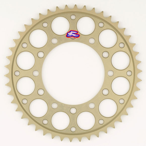Hard Anodised Rear Sprocket - 41 Teeth