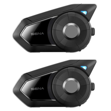 Sena 30K Bluetooth Motorcycle Intercom Dual Pack