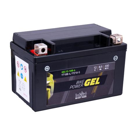 Intact Bike-Power Gel Battery YT10B-4 / YTZ10-S / MG10ZS