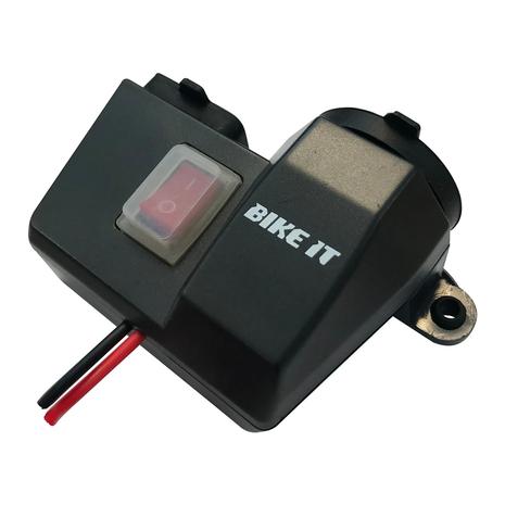 Twin 12V / USB Waterproof Power Supply
