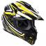 Stealth MX Helmet HD210 Droid Yellow