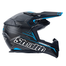 Stealth Pro Carbon Kevlar MX Helmet HD210 - Blue