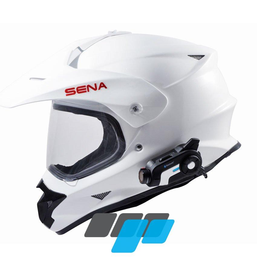 Sena 10c Motorcycle Bluetooth Camera Amp Communication System