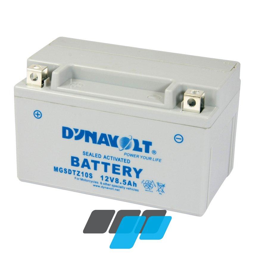 Dynavolt Mgsdtz10zs Gel Motorcycle Battery